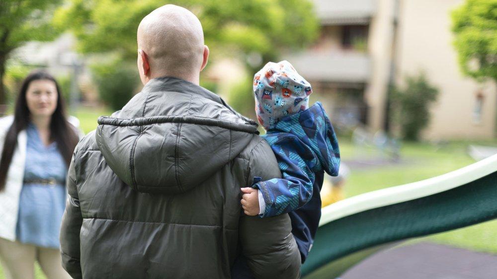 Les jeunes pères auront droit à dix jours de congé. (illustration)