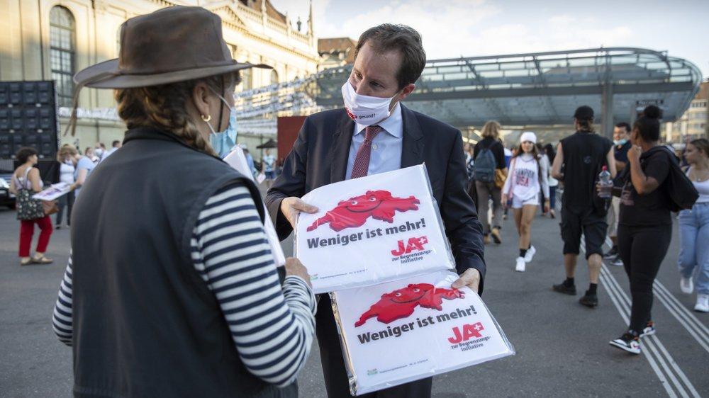 Alors que les Suisses devront voter dimanche sur l'immmigration, le sociologue Ganga Jey Aratnam invite à comprendre l'intégration (ILLUSTRATION).