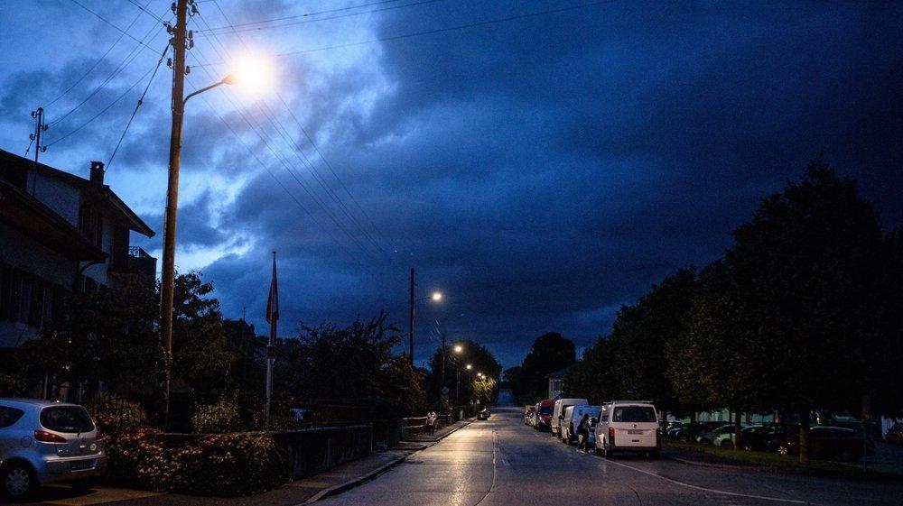 Certaines communes de la région ont décidé d'éteindre leur éclairage public la nuit, d'autres de le diminuer. D'autres sont encore en réflexion.