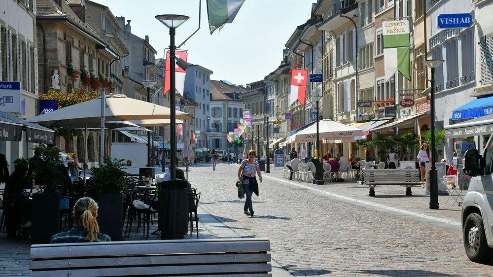 Les terrasses élargies seront prolongées jusqu'au 31décembre, a annoncé la Municipalité.