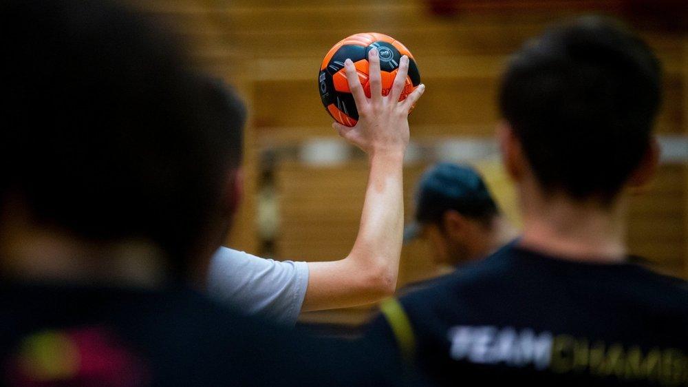 """""""C'est une situation où tout a été fait dans l'émotion"""", dixit de le président de l'Association régionale de handball Romandie."""