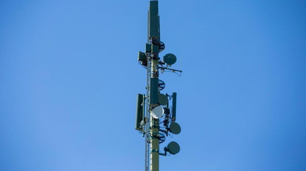 Le déploiement d'une antenne de téléphonie mobile inquiète les Martiolans (image d'illustration).
