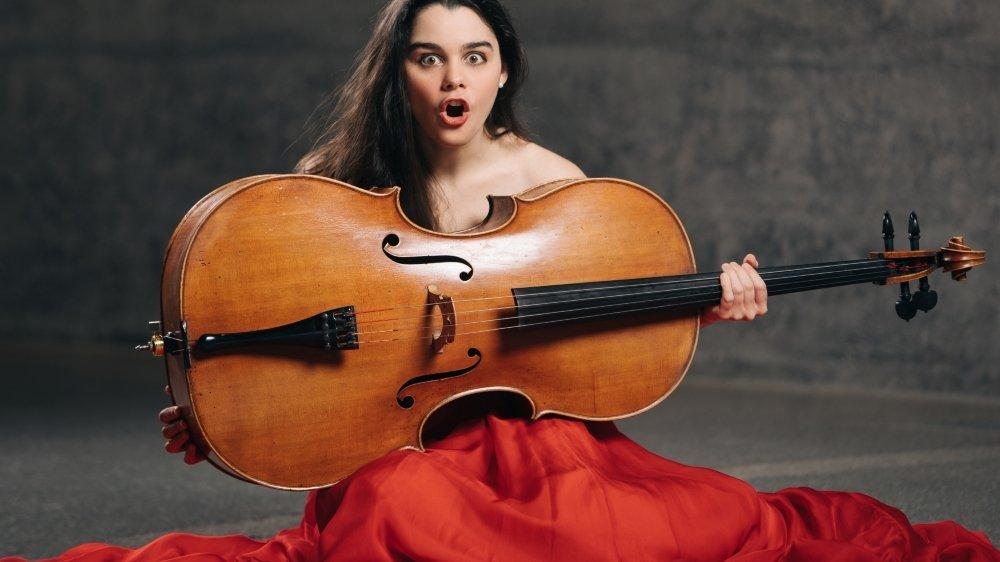 """La violoncelliste suisse Estelle Revaz interprétera en trio le fameux """"Gassenhauer"""" de Beethoven."""