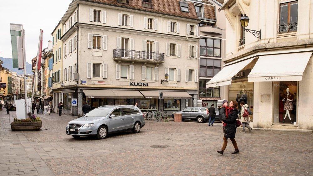 A la fin du mois, plus aucune voiture ne devrait traverser la place Saint-Martin.