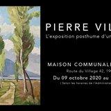 Exposition Posthume de Pierre Villard