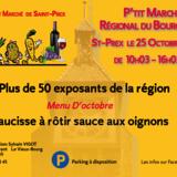 Marché de Saint-Prex