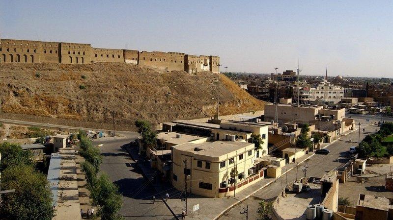Les autorités ont conduit le Genevois à Erbil, la capitale du Kurdistan irakien.
