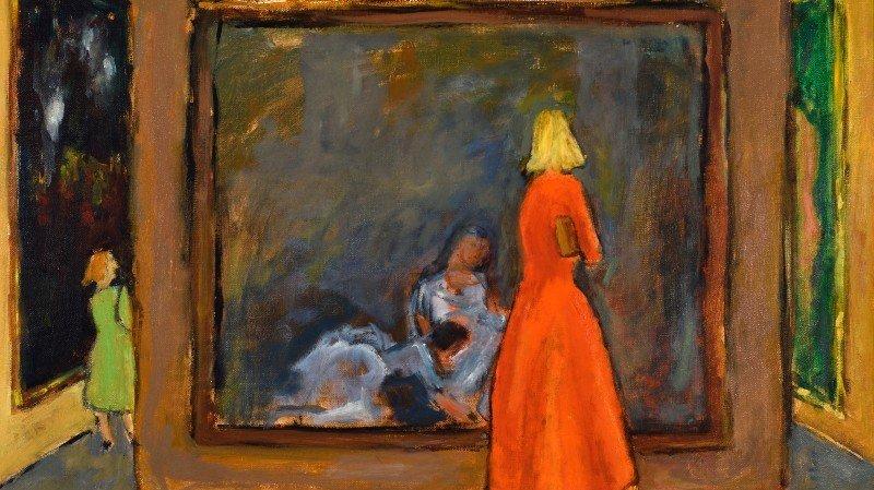 « L'œil de l'artiste : du croquis à la toile »