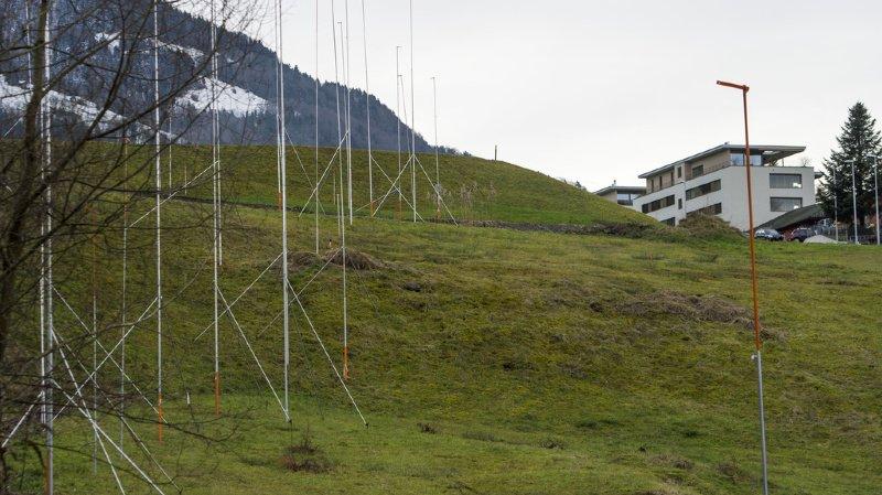 Le but de l'initiative est de limiter les constructions hors des zones à bâtir.