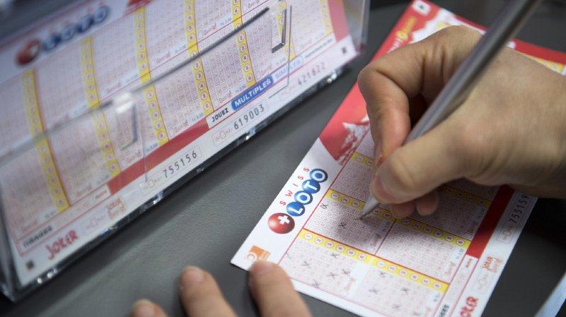 Loterie: aucun joueur n'a deviné la bonne combinaison du Swiss Loto