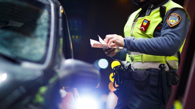 Genève: peine réduite pour un policier condamné pour délit de chauffard