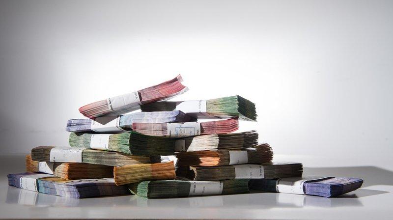 Les revenus de l'Etat sont en baisse cette année.
