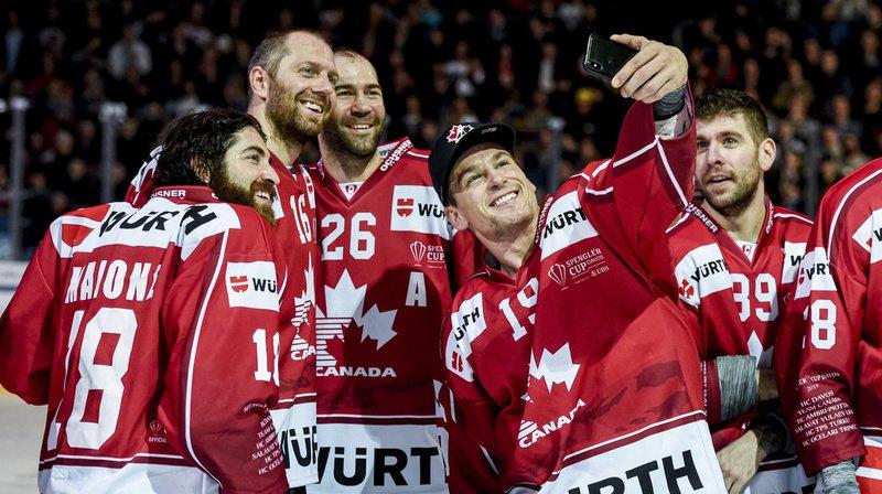Les tenants du titre, la Team Canada, ne pourront pas défendre leur titre en 2020. (Archives)