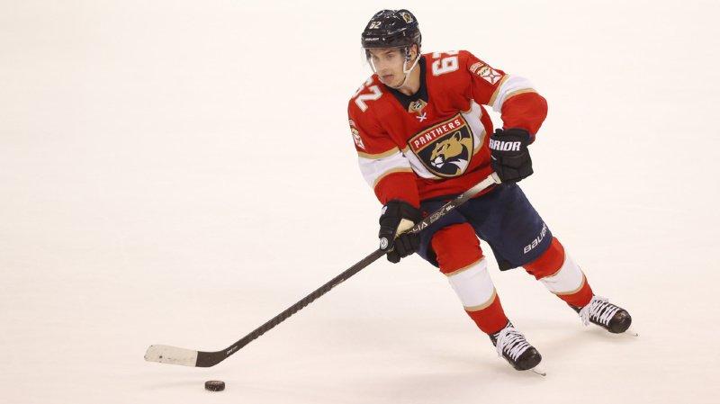 Hockey sur glace: le Lausanne HC confirme l'arrivée de Malgin