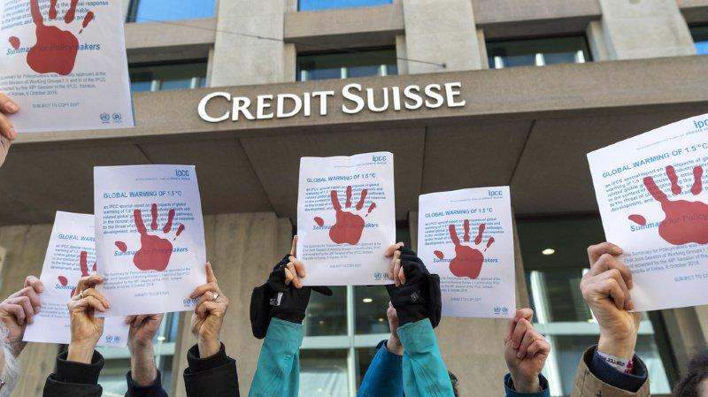 Genève: l'activiste du collectif pour le climat Breakfree Suisse a été acquitté