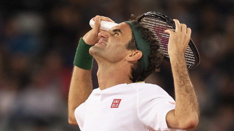 Si elle n'a rien d'un scoop, la nouvelle réjouira tous les amoureux du tennis: Roger Federer disputera bien l'Open d'Australie 2021 (ARCHIVES).