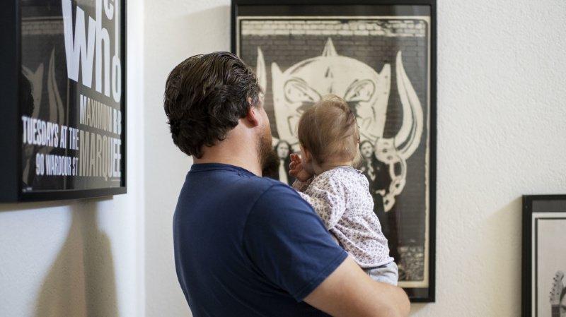 Le congé paternité de deux semaines entrera en vigueur le 1er janvier 2021