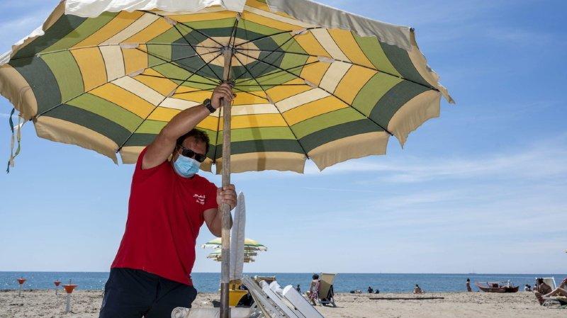 Coronavirus: l'OFSP maintient sa décision sur la Ligurie, région à risque