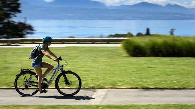 La crise sanitaire a multiplié le nombre de cyclistes sur les routes. (illustration)