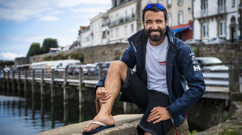 Alan Roura vise un tour du monde en 80 jours