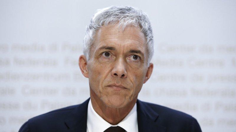 Affaire Lauber: la FIFA exclue de la procédure contre l'ancien procureur