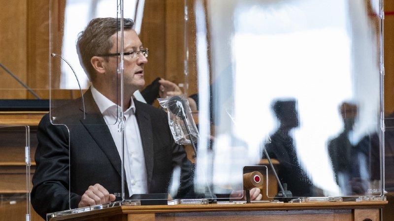 UDC: le parti agrarien nomme Peter Keller au secrétariat général