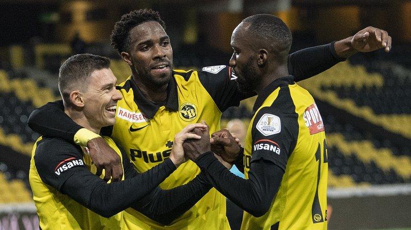 Football – Europa League: Young Boys connaît ses trois adversaires