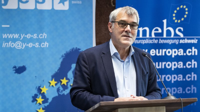 Le conseiller national socialiste Eric Nussbaumer prend la tête du Nomes.