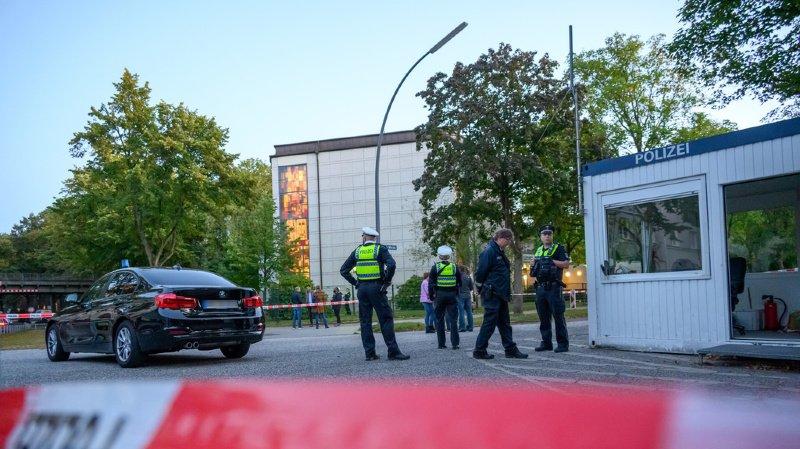 Allemagne: un étudiant juif attaqué devant une synagogue à Hambourg