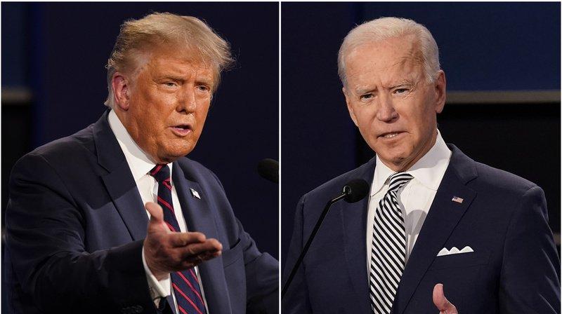 Présidentielle américaine: Facebook et Twitter accusés d'avoir bloqué un article controversé sur Joe Biden