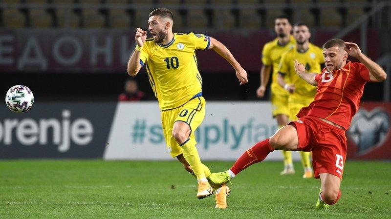 Football – Barrages de l'Euro 2020: le Kosovo a fini de rêver