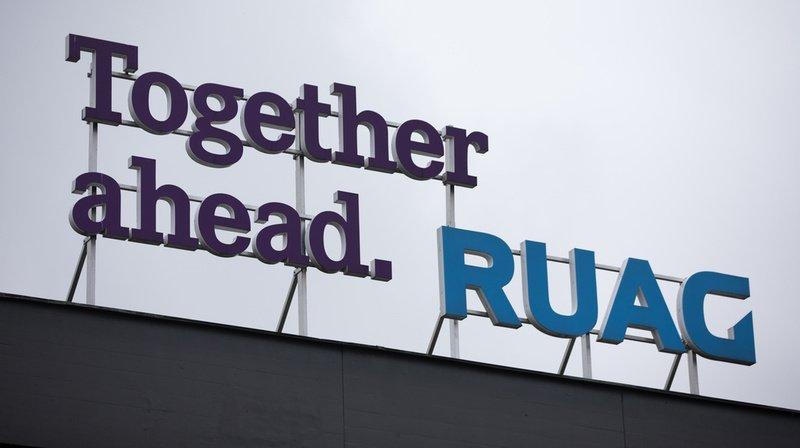 Aéronautique: Ruag compte supprimer jusqu'à 150 emplois d'ici la fin 2021