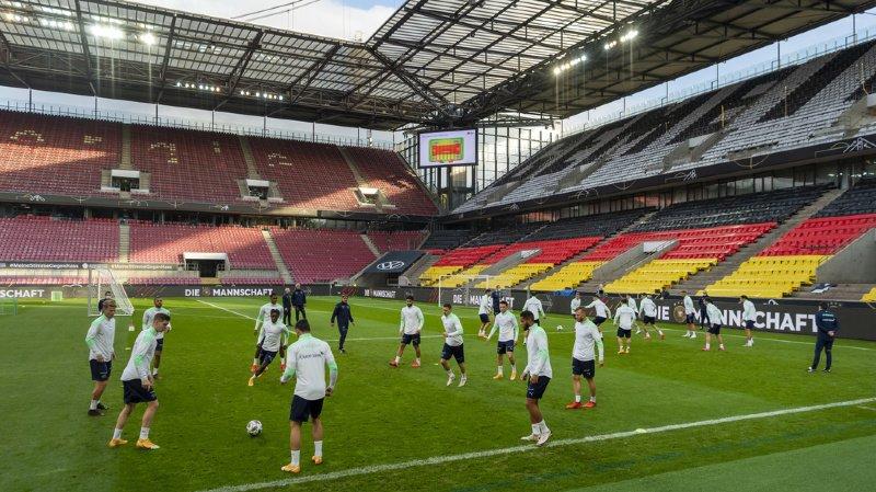 Football – Ligue des Nations: pas de spectateurs mardi pour la rencontre Allemagne – Suisse