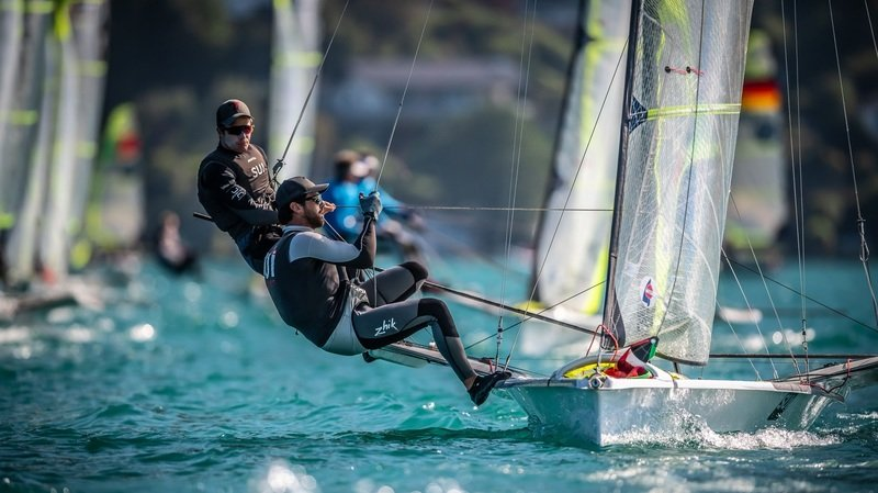 Un top 5 européen pour Cujean et Schneiter