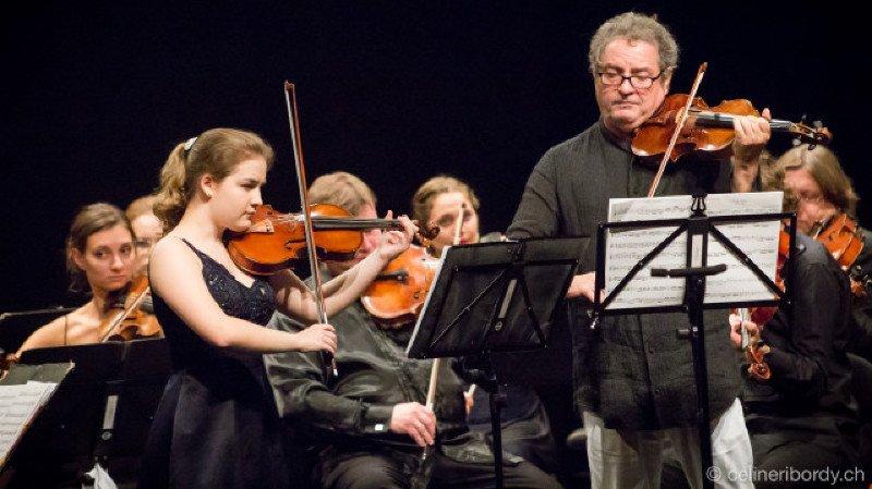 Concours International de Violon Tibor Junior