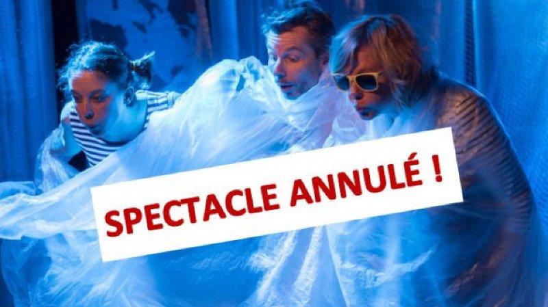 SPECTACLE ANNULE!  Le voyage d'Ulysse