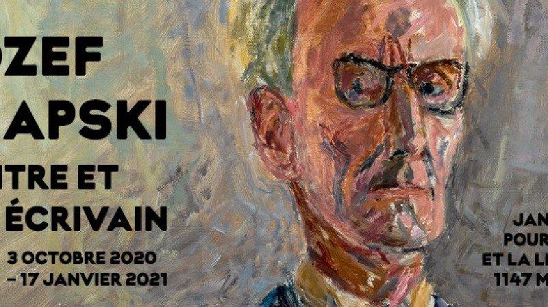Visite commentée de l'exposition «Józef Czapski»