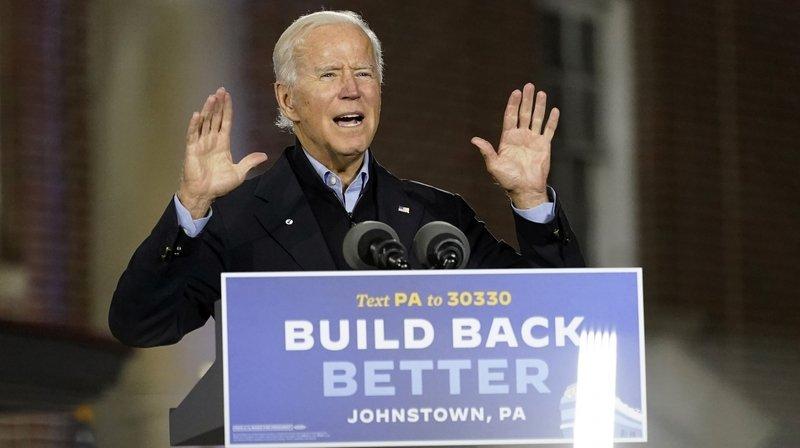 Présidentielle américaine: Biden domine Trump dans les Etats-pivots républicains