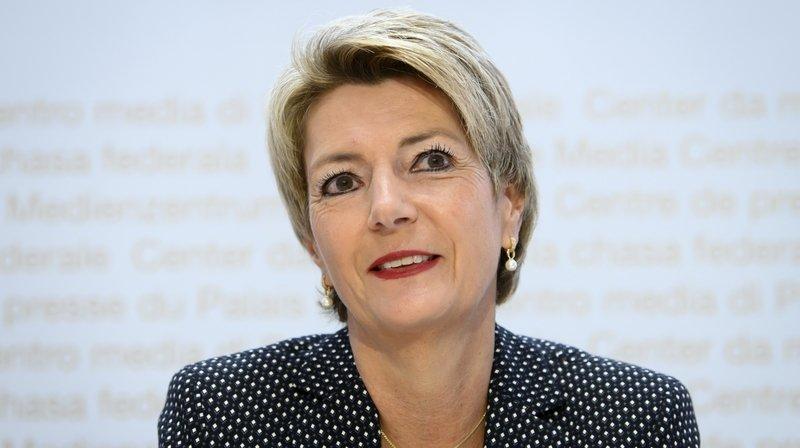 Politique: le fol automne de Karin Keller-Sutter