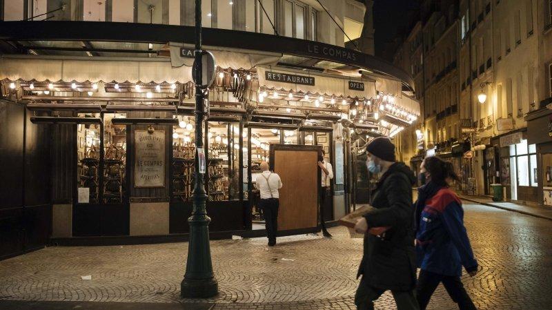 Coronavirus: Paris a vécu son premier week-end sous couvre-feu