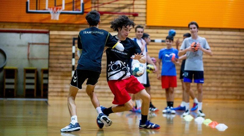 Rentrée décalée pour les jeunes du Nyon Handball La Côte