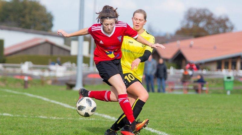 FC Pied du Jura: les jours de l'équipe féminine sont-ils comptés?
