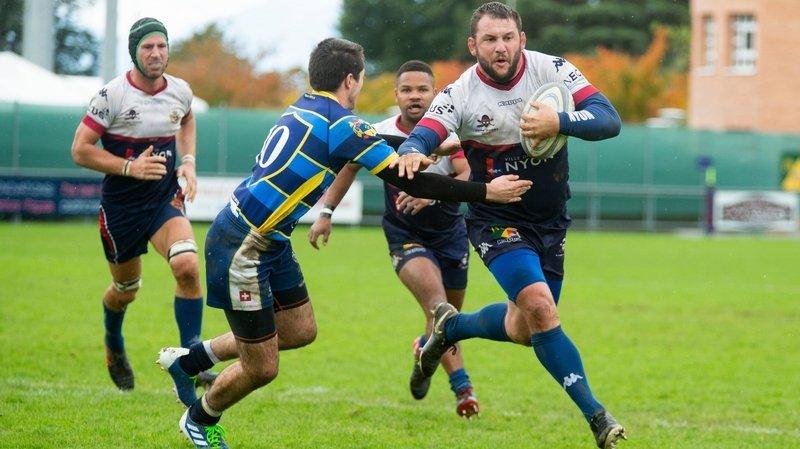 Le Nyon Rugby Club se relance face à Genève PLO