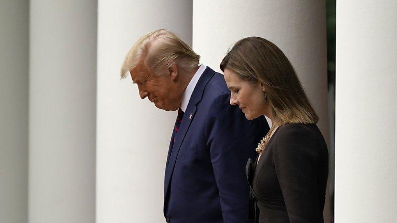 En nommant la juge Amy Coney Barrett à la cour suprême, le président américain Donald Trump va ancrer encore un peu plus dans le conservatisme l'institution américaine.