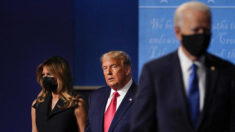Présidentielle américaine: un dernier round maîtrisé sans K.O. final