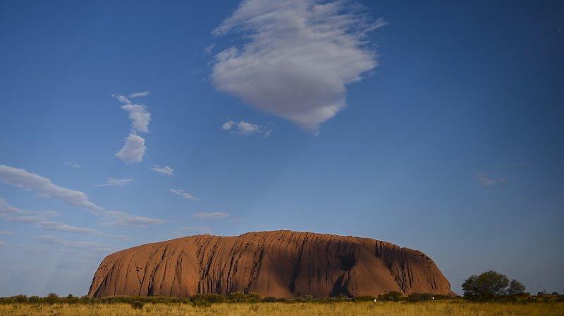 Australie: Google supprime les visites virtuelles du monolithe d'Uluru