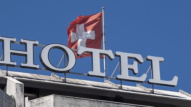 Coronavirus: les perspectives sont sombres pour l'hôtellerie suisse