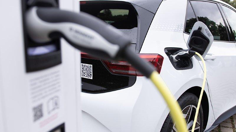 Transports: une voiture neuve sur cinq est électrique
