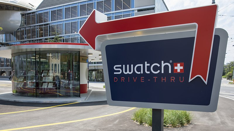 Swatch a arrêté certaines activités (archives).
