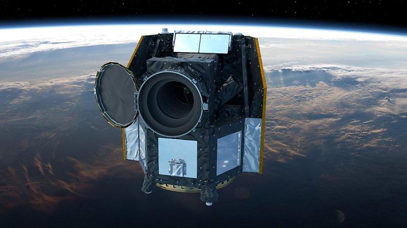 Le télescope spatial Cheops est en orbite depuis le 18 décembre 2019.